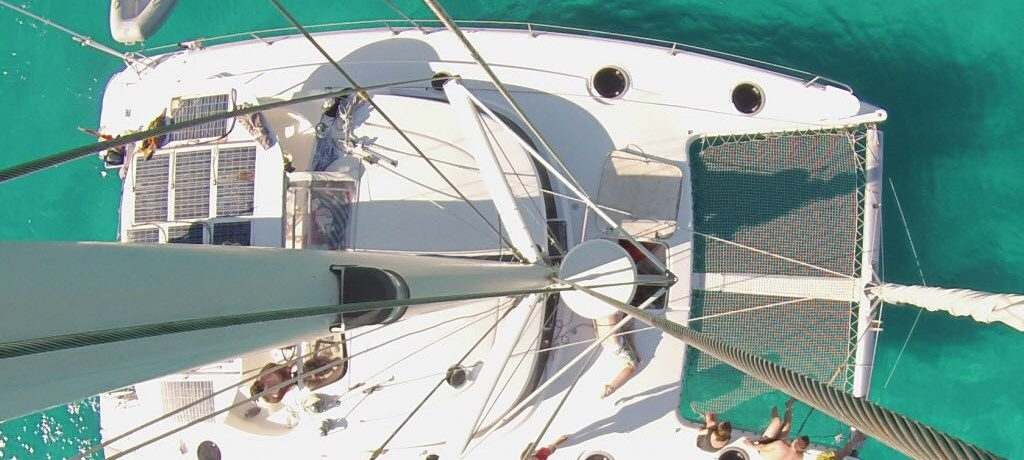 Charter Ibiza Boat FOUTAINE PAGOT BELIZE 43