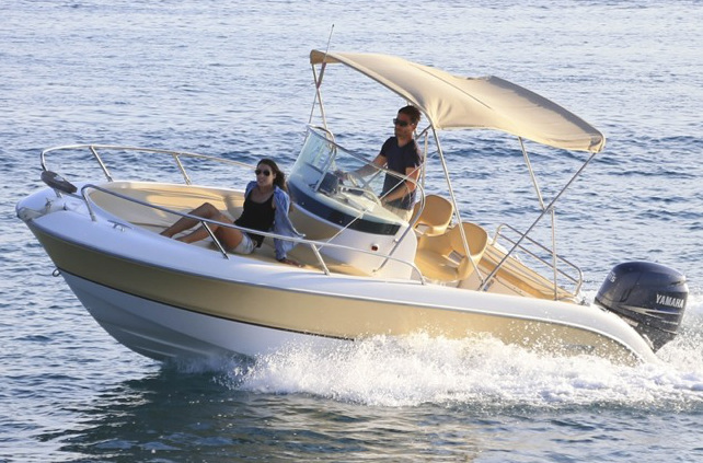 Charter Ibiza Boat SESSA KEY LARGO 20