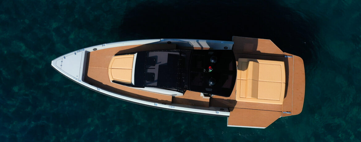 Charter Ibiza Boat for Sale SEANFINITY T5