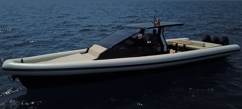 Charter Ibiza Boat for Sale Seanfinity R4