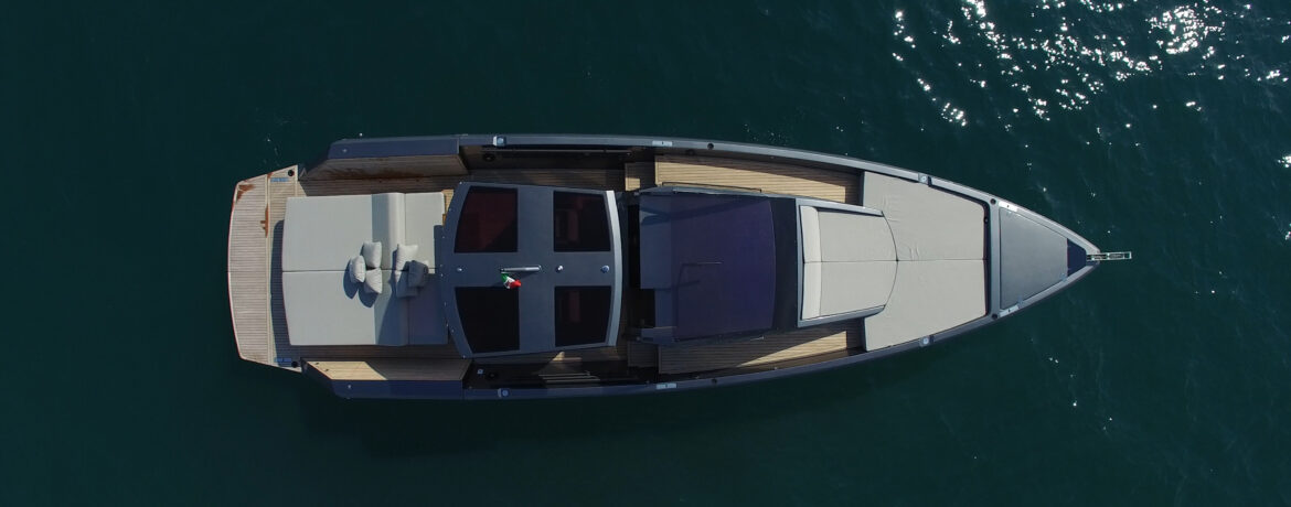 Charter Ibiza Boat for Sale SEANFINITY T4